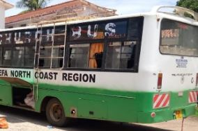 Church bus ferrying mourners turned back in Meru: The Standard