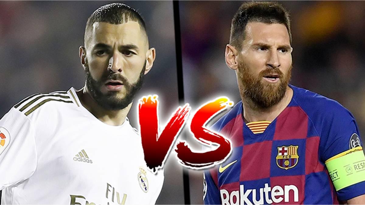 CLASH OF TITANS: Madrid host Barca in El Clasico