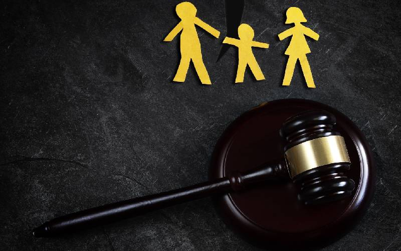 Court throws out mother's bid to take custody of son, 17