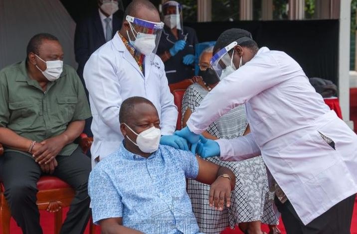 Covid-19: Kenya records 2,008 new infections as tougher measures roll out