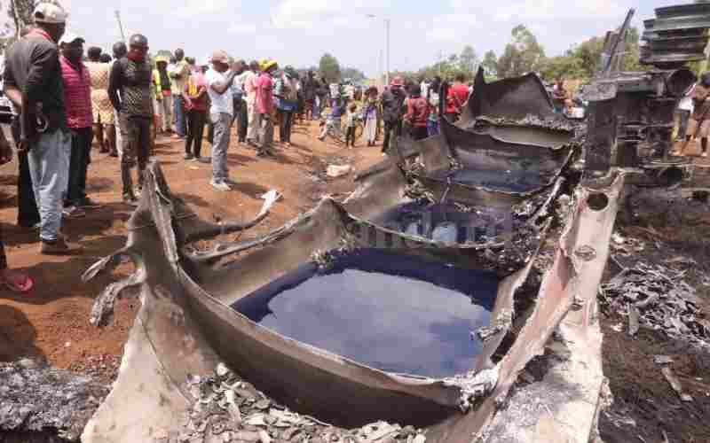 Death toll in tanker tragedy rises to 20