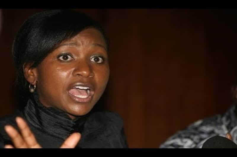 Did Esther Arunga ask Kenyans for forgiveness in tweet?