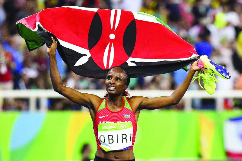 Doha test for Obiri enroute to Olympics