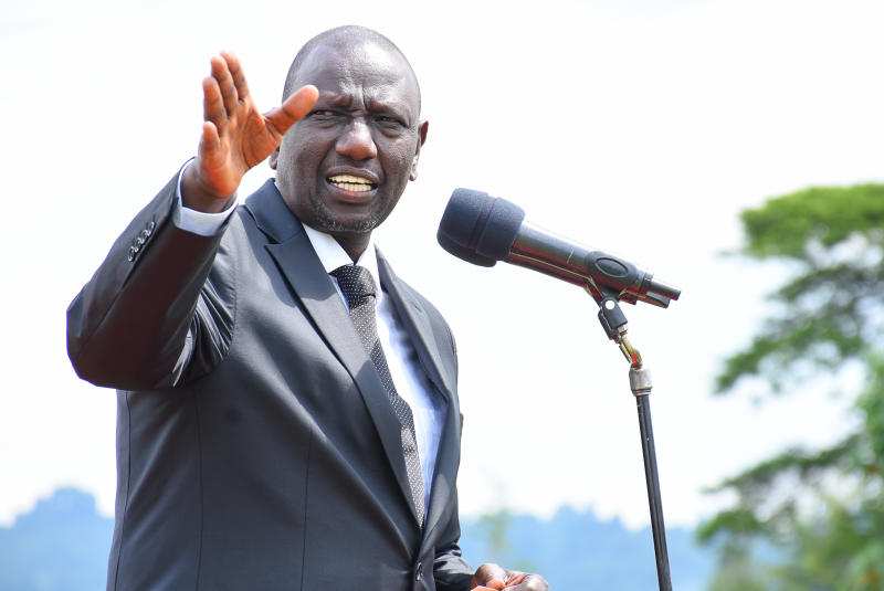 DP Ruto emerges but where are his troops?