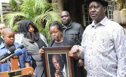 DP William Ruto and Raila Odinga trade punches over Jacob Juma's murder