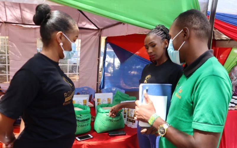 EcoSokoni: Student-led app links farmers to bigger markets