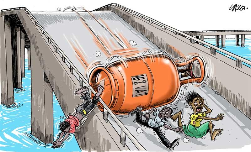 Editorial: Rock bottom meets basement