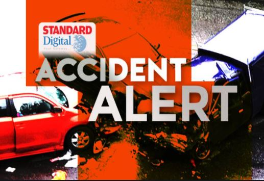 Eight injured in Machakos road accident