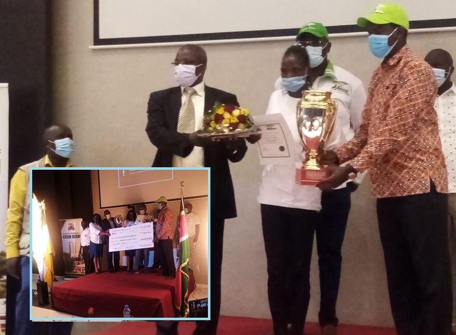 Eldoret City Marathon winners walk away with Sh3.5 million