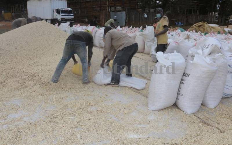 Empty plates as maize prices rise 80pc in drought-hit regions