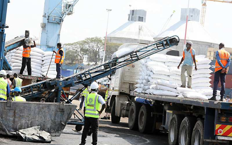 End all illegal activities for growth at port