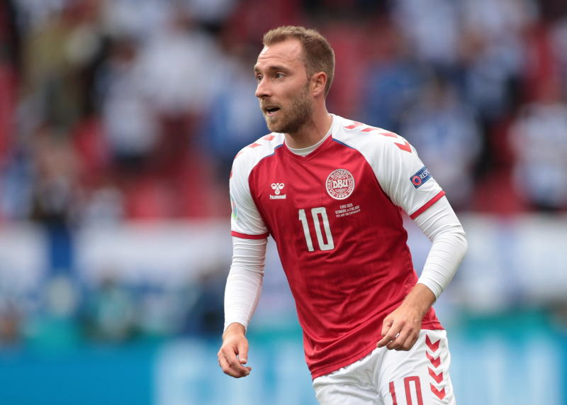 Eriksen discharged after successful operation for heart-starter implant