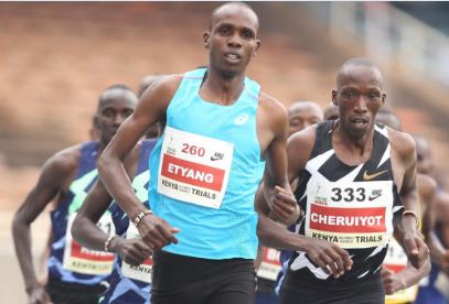 Etyang seeks to make amends in World Under 20 Championships
