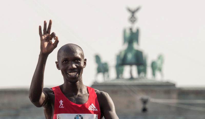 Ex- marathon world record holder Wilson Kipsang banned for four years for violating anti-doping rules