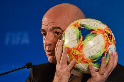 FIFA president Infantino believes he is 'untouchable,' says ex-FIFA chief Blatter