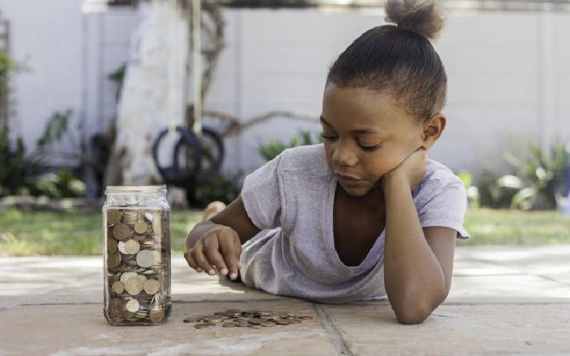 Financial discipline: Educate children when they are young