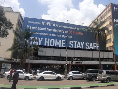 Firm to provide support for Kenyans to stay home