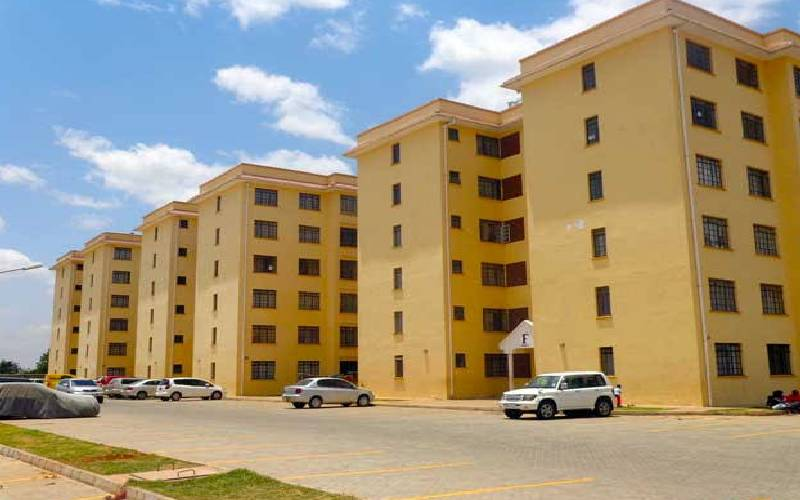 Firm wants orders halting Sh3.2b housing project lifted