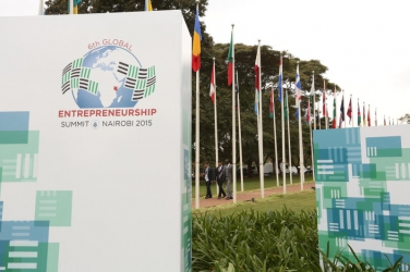 Firms pump billions worth of business deals as Obama Summit kicks off