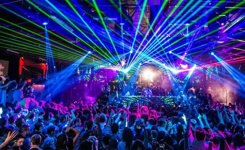 Five golden rules of night partying: Number one will make or break you
