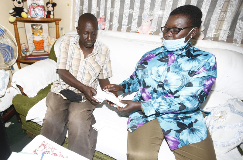 Football fans, stars assist Ojwang' pay medical costs