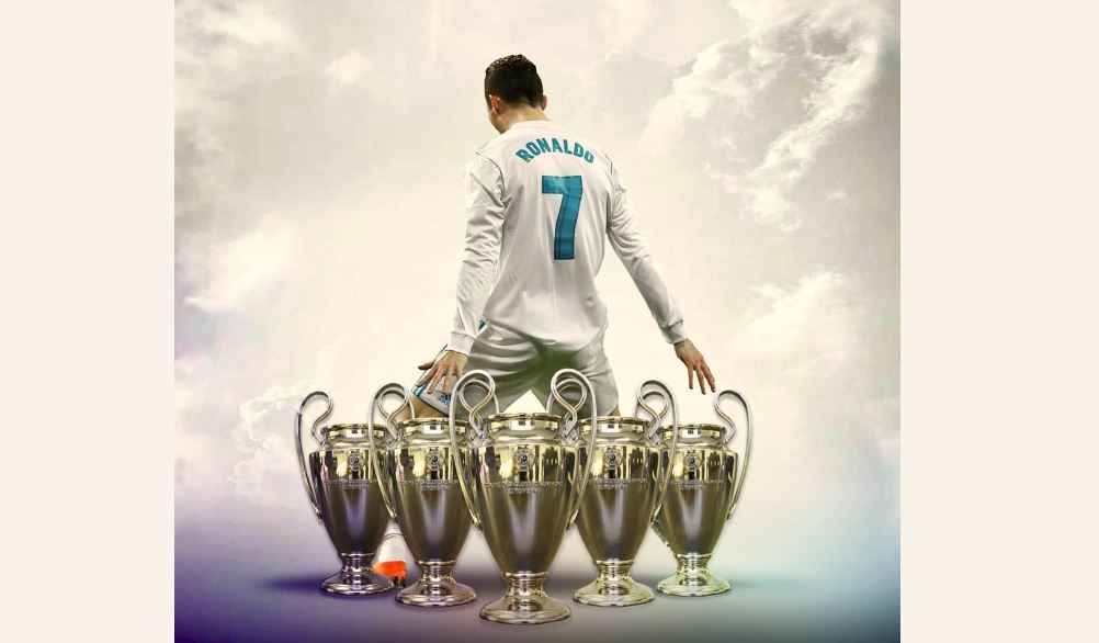 Cr7 beats Messi to becomes first ever billionaire footballer