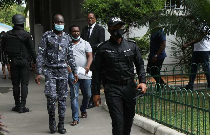 Former Ivory Coast PM Soro goes on trial on coup-plotting charges