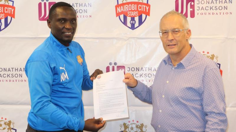 Former KK Homeboyz coach Muyoti joins Nairobi City Stars