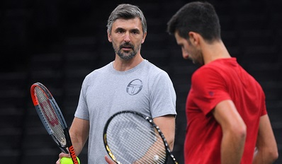 Former Wimbledon champion Ivanisevic tests positive for COVID-19