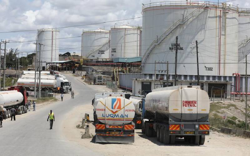 Fuel prices set to drop as State reviews jetty and storage levies