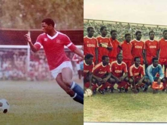 Golden Boy Ayoyi to be inducted in Kenya Football Hall of Fame
