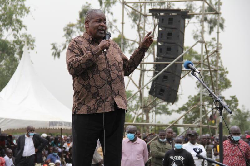 Governor Awiti: Homa Bay gubernatorial ticket kept safely in my scrotum