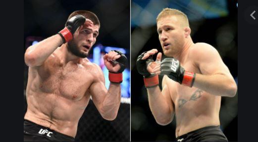 Grief casts shadow over Khabib ahead of UFC title showdown