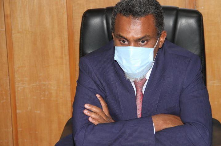 Haji sends Kemsa file back to EACC for further probe
