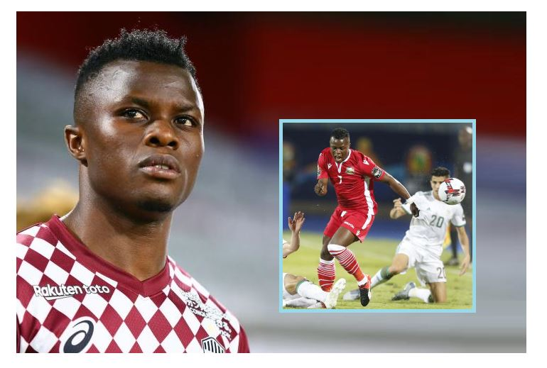 Harambee Stars winger Ayub Timbe leaves Japanese Club Vissel Kobe after five months