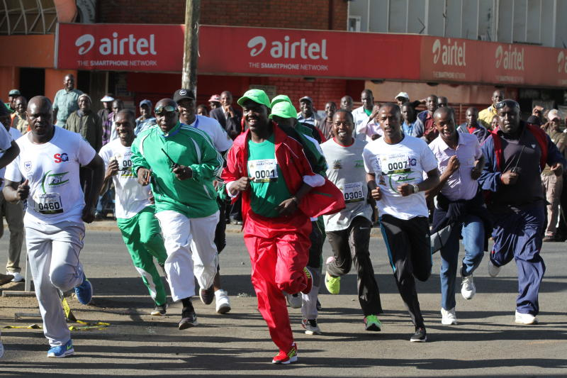 How Eldoret City Marathon stands out from the rest