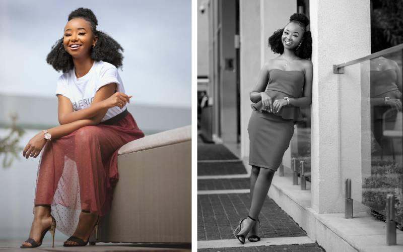 Wabosha Maxine: How graduate turned free make up lessons into money-making video blog
