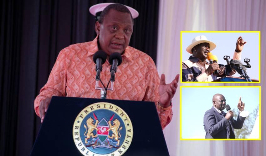 How Uhuru, Raila clipped BBI attack