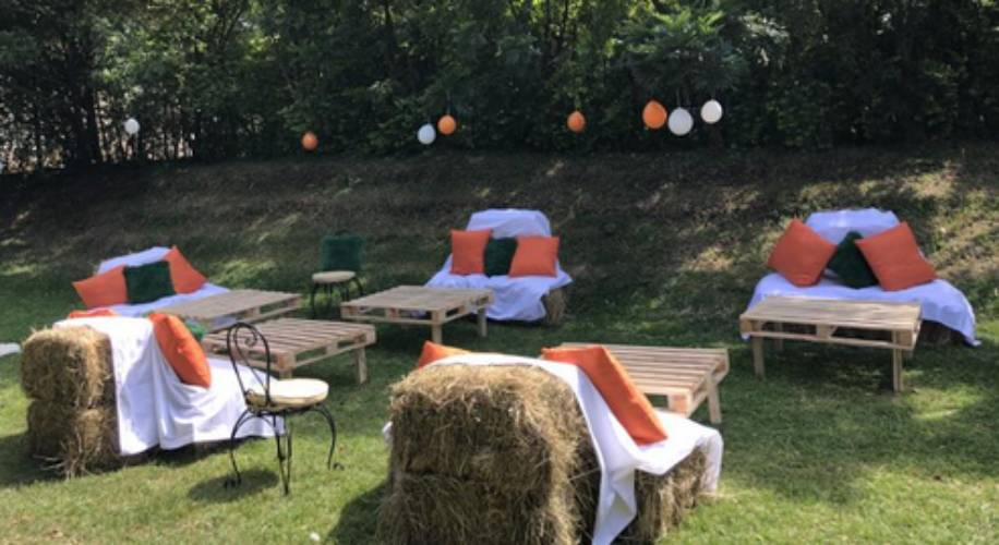 How woman's picnic idea blossomed into a business
