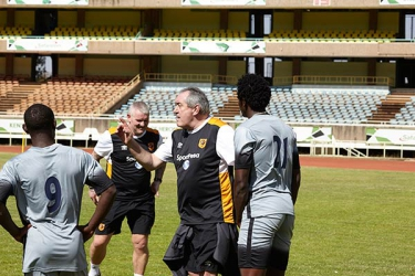Hull City coaches eye lasting relations with SportPesa AllStars' overall squad