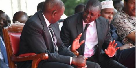 I have quit alcohol to pray for DP William Ruto to become president, says MP Oscar Sudi