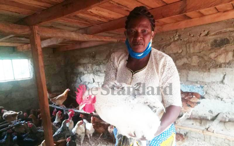 I overcame market stress to build poultry business