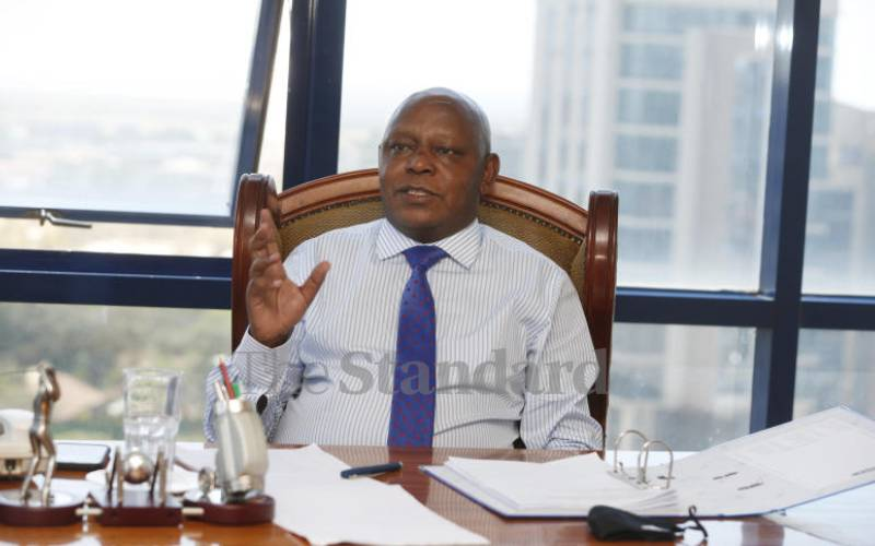 ICC postpones lawyer Gicheru's status conference