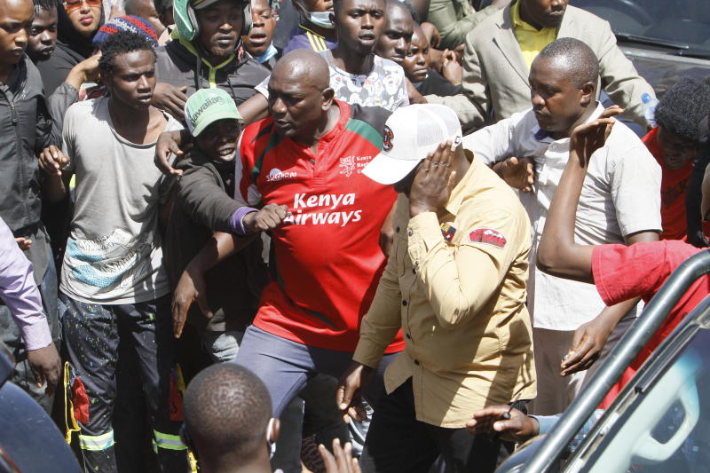 Idle, angry and jobless youth are more than willing to cause political chaos