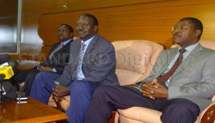 ODM denies asking for Sh1 million from governors for Homa Bay senate race