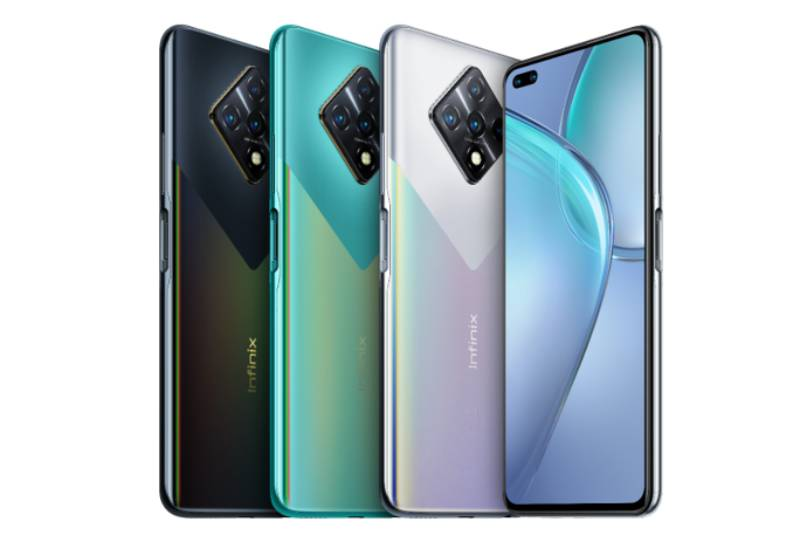 Infinix officially launches the fashion conscious Zero 8 in Kenya
