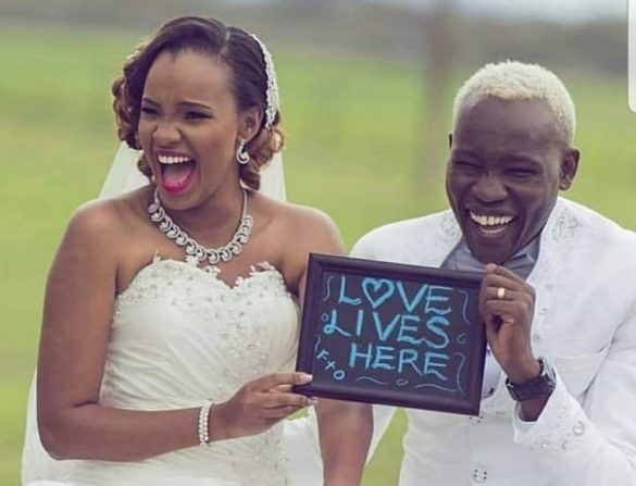 Is it end of the road for celebrated gospel singer and his wife of four years?