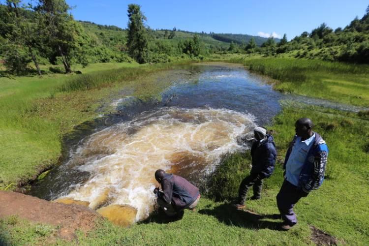 Italian firm blames lands body, KVDA for dams scandal