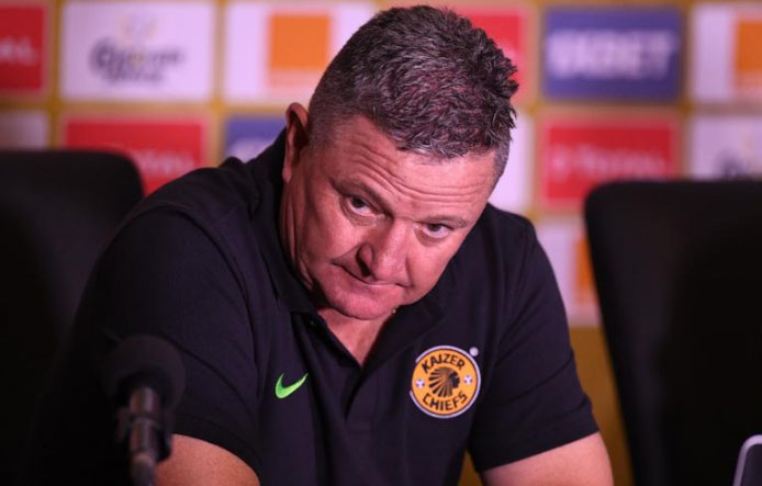 Kaizer Chiefs fire head coach Gavin Hunt