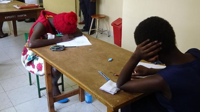 KCSE examinations off to a smooth start